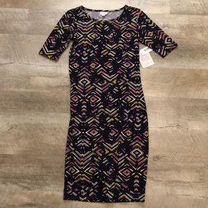 Lularoe XXS Midi Dress